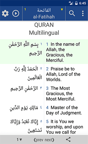 ClearQuran - Quran in English- Blog of Talal Itani
